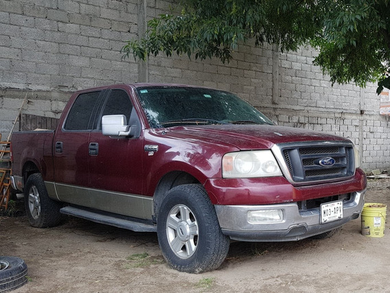 Ford Lobo 4.6 Xlt Cabina Doble 4x2 Mt 2004