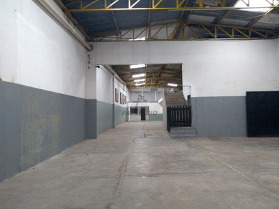 Galpao Industrial - Santa Terezinha - Ref: 695 - L-695