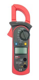Pinza Amperometrica Digital Voltaje Corriente Dt202c Baw