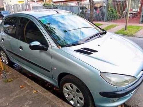 Peugeot 206 2004 1.6 Xt Premium