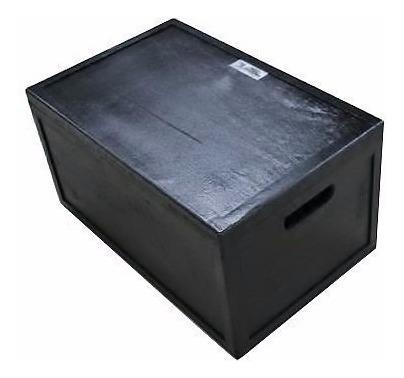 Hard Case Bau Multiuso Ou Maq Fumaça 26cm 31 Cm 56 Cm