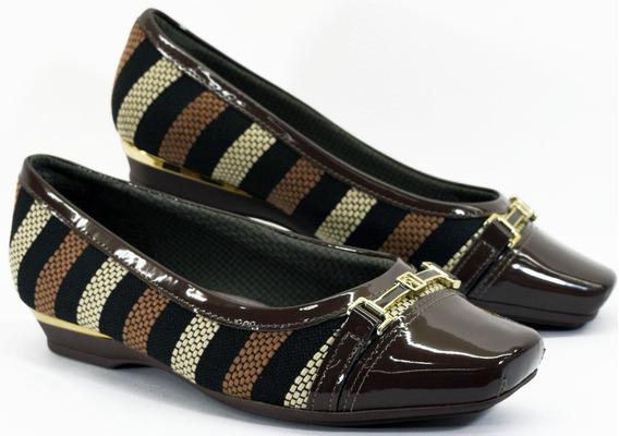 Zapatos Piccadilly Acolchado Taco Cuña 147107t Calzados Susy