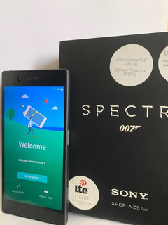 Sony Xperia Z5 007 Edition - 32gb Câmera 23mp Nfc
