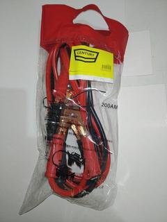 Cable Para Cargar Baterías 200 Amp 2.25 Metros