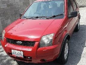 Ford Ecosport Xls - Sincronico