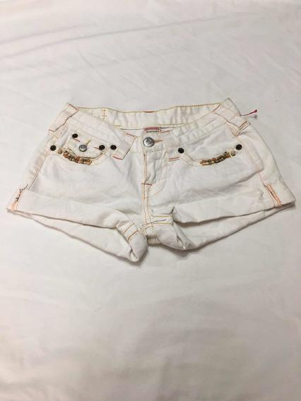 True Religion Jeans (short) Para Dama 26 Revival, Seven Nice