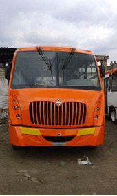 Autobus Urbano 4 Cil Diesel Financiado Pago Inicial $164,300