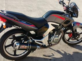 Zanella Rx200 Negra