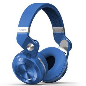 Fone De Ouvido Bluetooth Bluedio Original!! T2+ Turbine