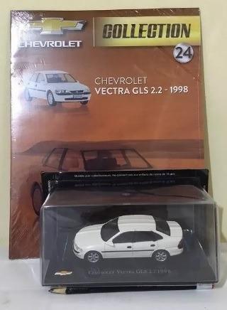 Linda Miniatura Vectra Gls 2.2 1998 - Acompanha Revista !!!
