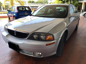 Lincoln Ls Sedan Piel Qc Mt 2001