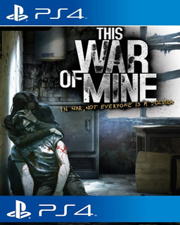 This War Of Mine The Little Ones Ps4 Udo