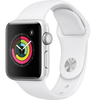 Seminovo: Apple Watch Series 3 38mm Prata - Delu