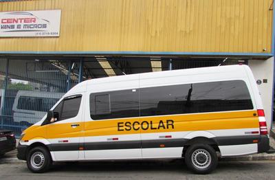 Mercedes Sprinter Escolar - 28 Lugares