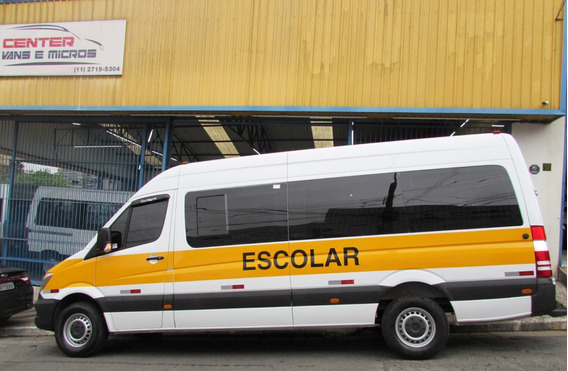 Mercedes Sprinter Escolar - 28 Lugares