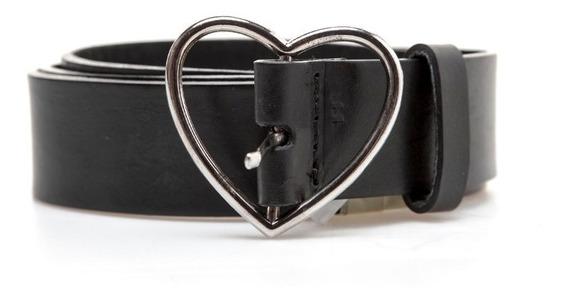 Cinturon Malone Negro Las Pepas
