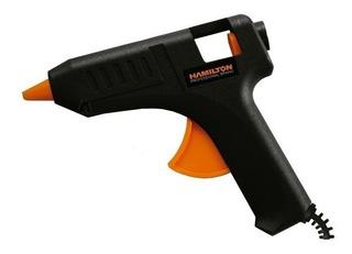 Pistola Aplicadora Silicona Glue Gun 7.2mm Hamilton Pc20 20w