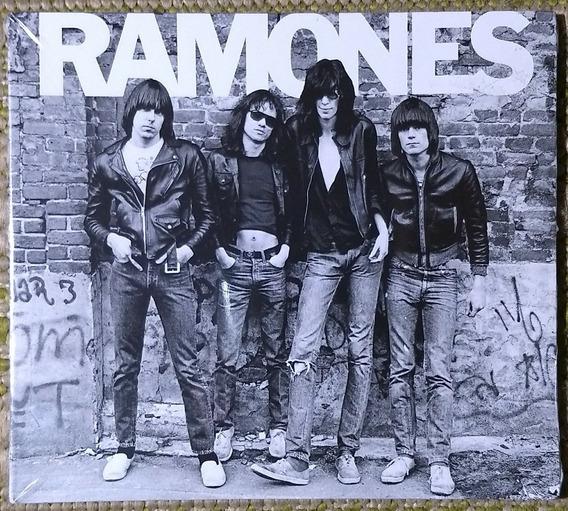 Cd Ramones (1976) Novo/lacrado
