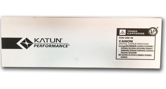 Toner Katun Para Canon Ir-2200/2800/3300/3320 Gpr-6