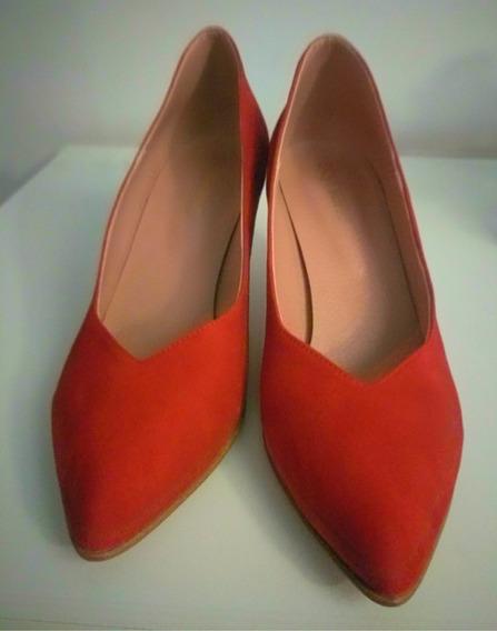 Stilettos Rojos Sibyl Vane