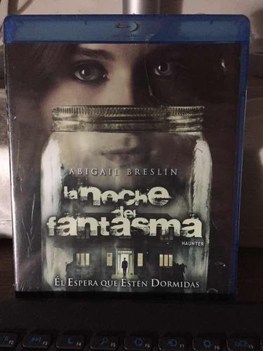 Imagen 1 de 2 de La Noche Del Fantasma Pelicula Blu-ray Nueva Sellada + Meses