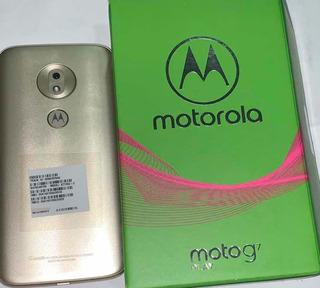 Smartphone Motorola Moto G7 Play 32gb Ouro 4g Tela 5.7