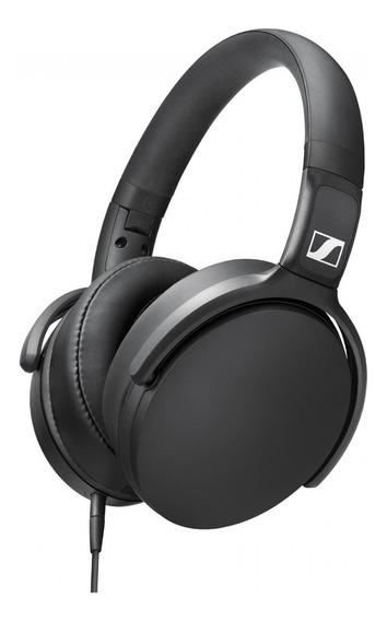 Headphone Fone De Ouvido Com Controle Dobrável Sennheiser