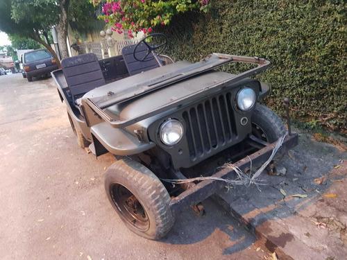 Imagem 1 de 6 de Ford Willys
