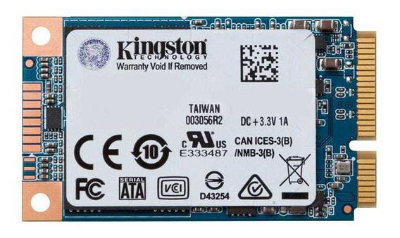 Ssd Msata Desktop Notebook Kingston Suv500ms/240g Uv500 240