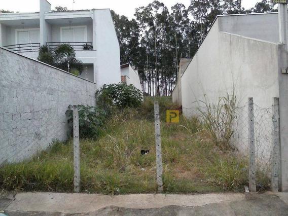 Terreno Residencial À Venda, Jardim Boer I, Americana. - Te0057