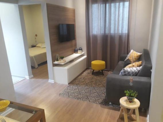 Apartamento Novo Para Venda - 2 Dormitórios - Condomínio Realiza - Granja Viana - Cotia - 826 - 34785228