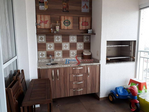 Apartamento Com 3 Dormitórios À Venda, 125 M² Por R$ 1.100.000,00 - Vila Guilherme - São Paulo/sp - Ap1903
