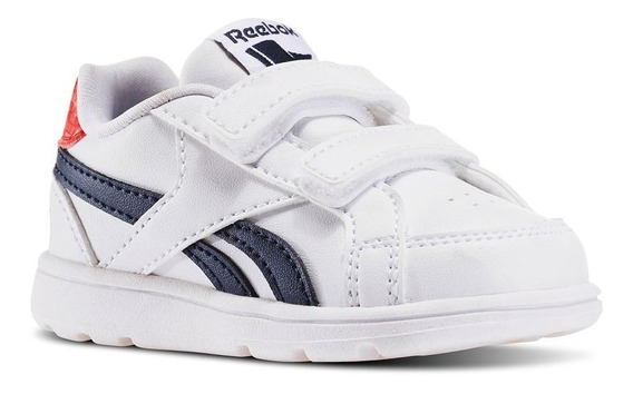 Tênis Original Reebok Royal Infant Bebes Lifestyle Prime Alt