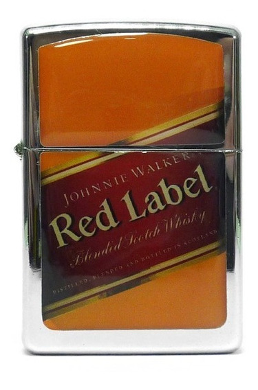 Isqueiro Johnnie Walker Red Label
