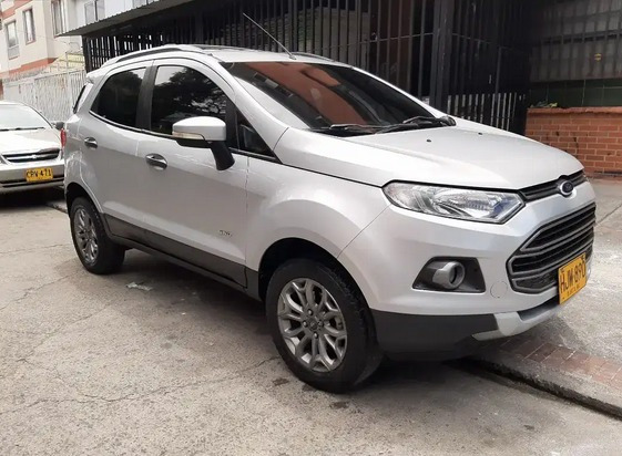 Ford Ecosport Full Equipo Año2014
