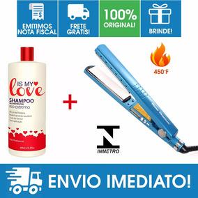 6e8f8a557 Prancha Nano Titanium 500 Graus - Chapinhas no Mercado Livre Brasil