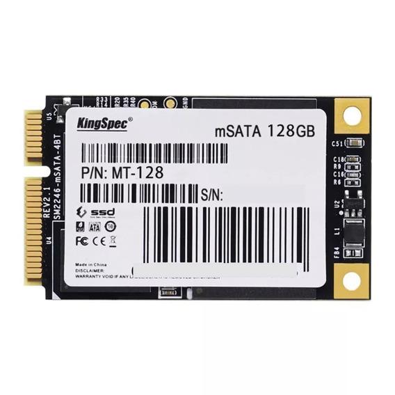 Ssd 128gb Msata Pci 530mb/s Ultrabook Note Pronta Entrega