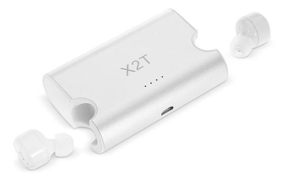 Fone Bluetooth Mini X2t Sem Fio De Ouvido Duplo
