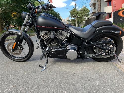 Harley Davidson Softail Blackline Fxs