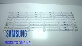 Kit Barra De Led Samsung Un49j5200ag ( Kit Completo )