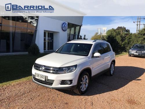 Volkswagen Tiguan Dsg 2012 Excelente Estado - Barriola