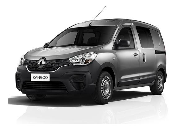 Renault Kangoo Ii Express Profesional Furgon 2019 0km Gris