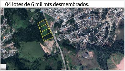 Area Comercial Em Itaquaquecetuba De 6000 A 24000 Metros