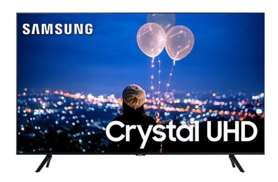 Smart Tv Samsung 75 Polegadas Uhd Crystal Un75tu8000gxzd