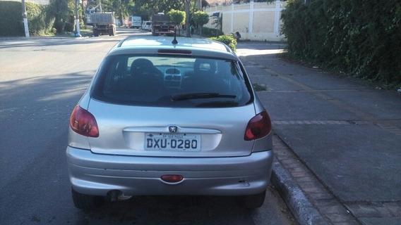 Peugeot 206 1.6 16v Feline Flex 5p 2007