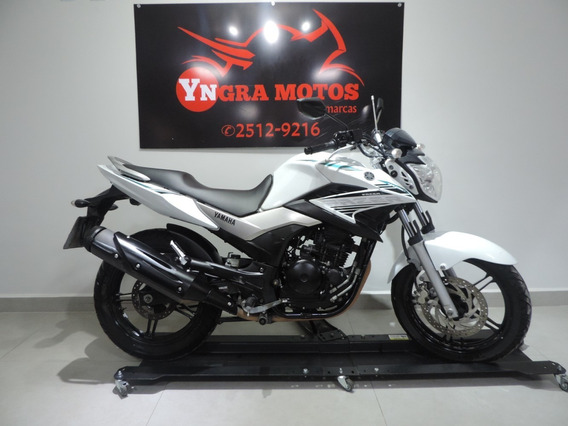 Yamaha Ys 250 Fazer 2016 Blueflex