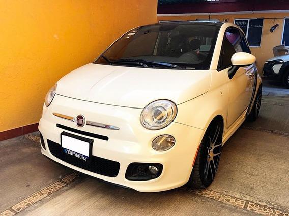 Fiat 500 1.4 3p Sport 2015 - Querétaro