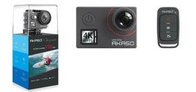 Camera De Acao Akaso V50 Elite 4k 60fps Controle De Voz