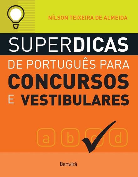 Superdicas De Português Para Concursos E Vestibulares - 2ª