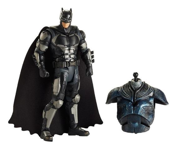 Figura De Ação - 15 Cm - Dc Comics - Batman - Mattel Mattel